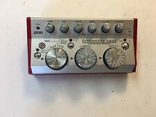 Korg Toneworks Ampworks Modeling Bass Guitar Multi Effects Signal Processor Rare