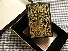 VINTAGE ZIPPO TOLEDO SERIES MAJESTIC EAGLE LIGHTER 1996