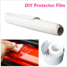 DIY Clear Invisible Car SUV Door Sill/Edge Rearview Mirror Protector Vinyl Sheet