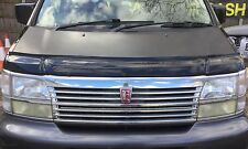 NISSAN ELGRAND E50 BONNET TRIM PROTECTOR BUG GUARD DEFLECTOR 1997-2002