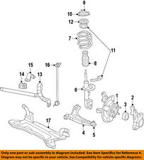 CHRYSLER OEM Front Frame-Crossmember Cross Member 68211659AA