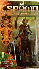 McFarlane Spawn The Dark Ages Mandarin Spawn VERY RARE BLACK Limited Edition