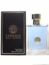 Versace Pour Homme By Versace For Men -Edt/Spr-3.4oz/100ml-Brand New In Box