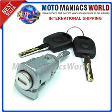 SKODA OCTAVIA I MK1 1 1996 - FRONT LEFT Door Lock Barrel & Keys Lockset NEW !!!
