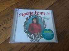 LORETTA LYNN White Christmas Blue CD 2016 NEW SEALED Country