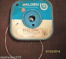 10ft Belden 24 AWG Stranded Hook-Up Wire - Max Rating 1000 Volts - White/Red