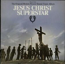 ORIGINAL SOUNDTRACK Jesus Christ Superstar  UK Vinyl LP EXCELLENT CONDITION   A