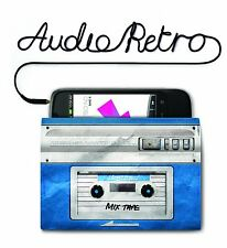 Audio Retro Phone Case by Luckies of London