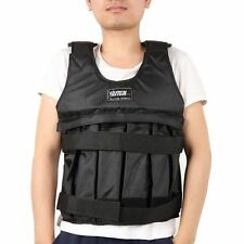 Adjustable Weighted Vest Fitness Training Running Gym Weight Loss Jacket AUS