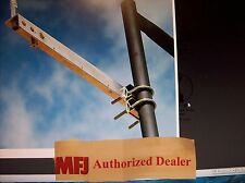 MFJ 1907 - Heavy Duty Balcony Antenna Mount -  3/8 -24