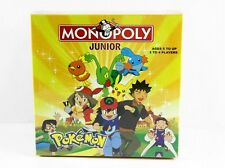 Party Family Board Game Pocket Monster Pokémon MONOPOLY  2~4 Players Fun Gift