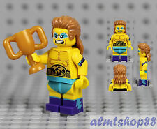 LEGO Series 15 - Wrestling Champion Minifigure Wrestler 71011 Collectible CMF