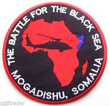 Mogadishu Somalia Veteran Battle For The Black Sea Patch