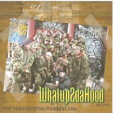WHAT UP 2 DA HOOD! / VARIOUS ARTISTS / CD + DVD / NEUWERTIG