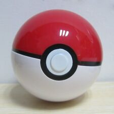 "10cm 4"" Pokemon Plastic Pokeball Poket Monster Catch And Return Poke Ball Game"