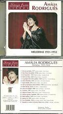 RARE / CD - AMALIA RODRIGUES : MELODIAS 1951 - 1952 / PORTUGAL LISBOA FADO