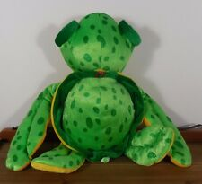 Classic Toy Company Green Yellow Spotted Sea Turtle Plush