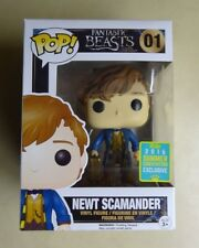 Funko POP Fantastic Beasts Newt Scamander (Harry Potter) 2016 SDCC Exclusive