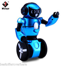 WLtoys F1 2.4G 3-Axis Gyro Intelligent Gravity sensor RC Smart Robot Toy For Kid