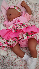 ***ONE WEEK SALE*** BI RACIAL ETHNIC REBORN BABY DOLL MARISSA MAY& SUNBEAMBABIES