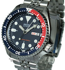SEIKO 200MT AUTOMATIC PRO DIVERS WITH STAINLESS STEEL JUBILEE BRACELET SKX009K2