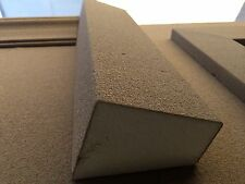 Exterior Polystyrene Mouldings - Window Sill