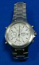 Seiko Presage 7T32-6n20 Chronograph rare fully working
