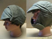 1 German military ear muff hat cap  Great condition! Size Adult Small. Cold War
