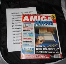Amiga Shopper Magazine ISSUE 1 - August 1991/AUG 91 - 1st Edition Commodore Mag