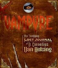 Vampyre: The Terrifying Lost Journal of Dr. Cornelius Van Helsing, De Wolff, Gus