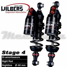 Amortisseur Wilbers Stage 4 Harley-Davidson Night Rod Special VRSCDX VR1 An07-11