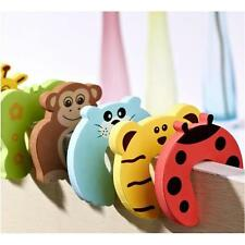 Safe Anti Collision Corner Safety Door Stopper Protecting Baby Animal Patten