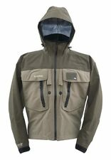 Simms G3 GUIDE Jacket ~ Black Olive/Dark Elkhorn NEW ~ Size Small ~ Closeout