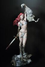 Red Sonja statue Sideshow EXCLUSIVE Premium Format figure REDUCED PRICE!!!