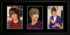 Justin Beiber Framed Photographs PB0489
