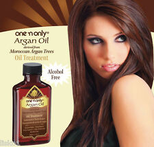 One 'N Only Moroccan Argan Oil Hair smoothing treatment      3.4 oz.