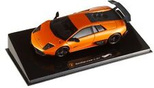 HOT WHEELS ELITE 1:43 LAMBORGHINI MURCIELAGO LP 670  4 SV  ARANCIO  T6935