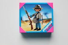 PLAYMOBIL 4622 CONFEDERATE SOLDIER MIB * OVP * MIB * SPECIAL