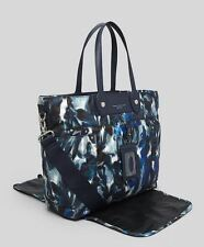 Marc by Marc Jacobs Pretty Nylon Eliza Baby Diaper Bag Blue / Multi