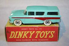 Dinky 173 Nash Rambler, Near Mint with Good Original Box