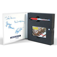 THE BEATLES PLEASE PLEASE ME ROLLERBALL AND CARD CASE SET - ACME