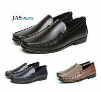 Mens Loafer SlipOn Driving Shoes Casual Smart Moccasin UK Size 6 7 8 9 10 11 12