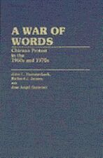 A War of Words: Chicano Protest in the 1960s and 1970s (Bibliographies-ExLibrary