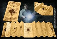 "15"" x 72"" Harry Potter MARAUDERS MAP Prop Replica Full Size Noble Collectible 6'"