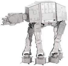 AT-AT Star Wars 3D-Metall-Bausatz Silver-Edition Metal Earth 1252