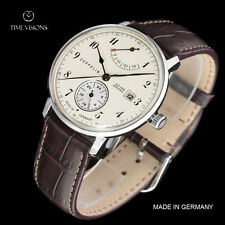 Zeppelin 40mm LZ 129 Hindenburg 2 German Made Cal 9132 Automatic w Power Reserve