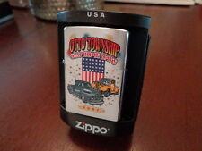 OTTO CAR VINTAGE SHOW 2007 LIMITED EDITION 080/100 MINT IN BOX ZIPPO LIGHTER