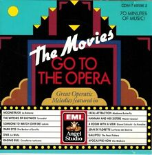 The Movies Go to the Opera (CD)