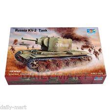 Trumpeter 1/35 00312 Russia KV-2 Tank Model Kit