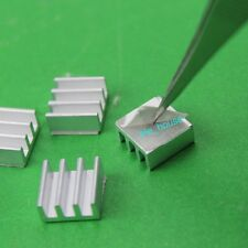 Wholesale Price 1000Pcs 11x11x5mm adhesive Aluminum Heat Sink For Memory Chip IC